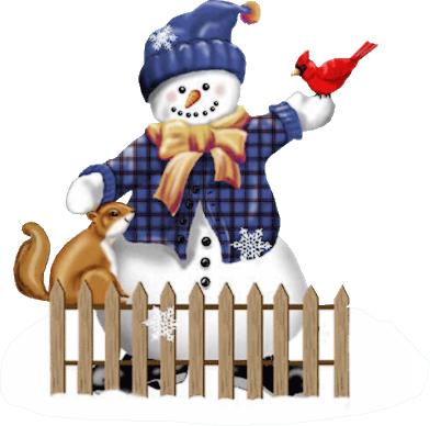Touching hearts winter scrap tube png - Bonhomme de neige decoration exterieure ...