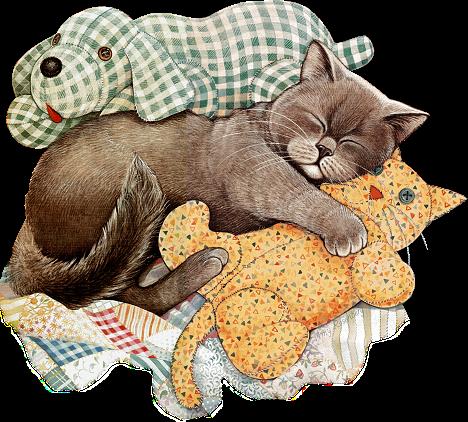 """Résultat de recherche d'images pour """"gif chat endormi"""""""